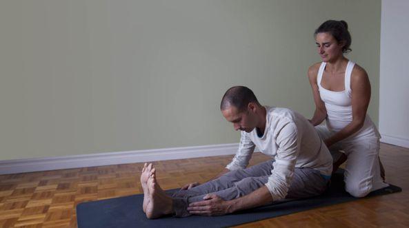 supervision de la flexion avant
